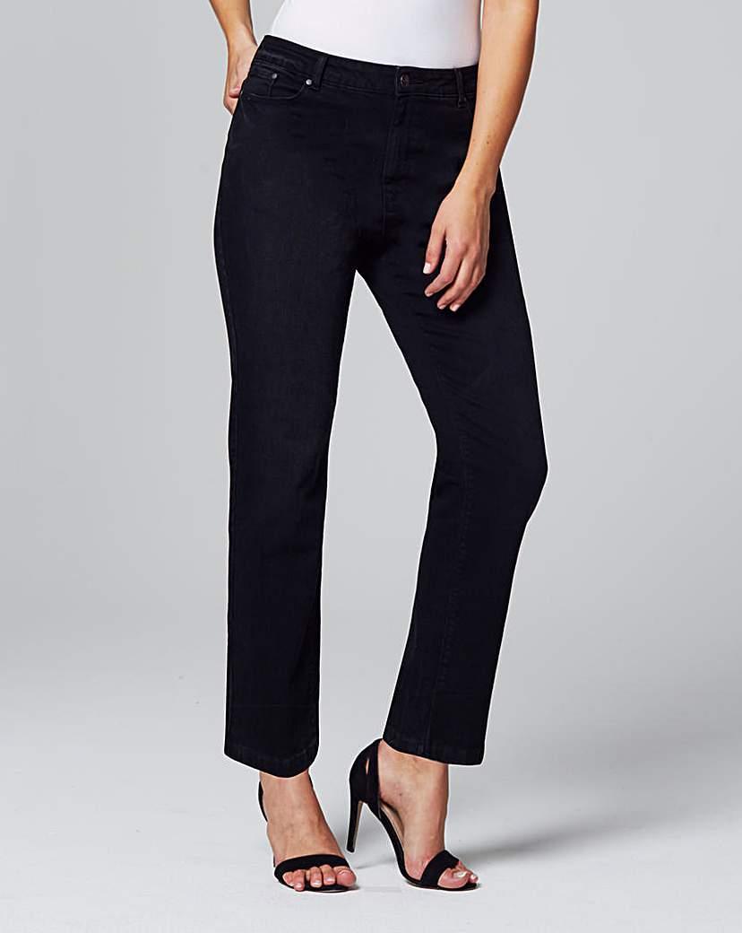 Bridget Straight Leg Jeans Short