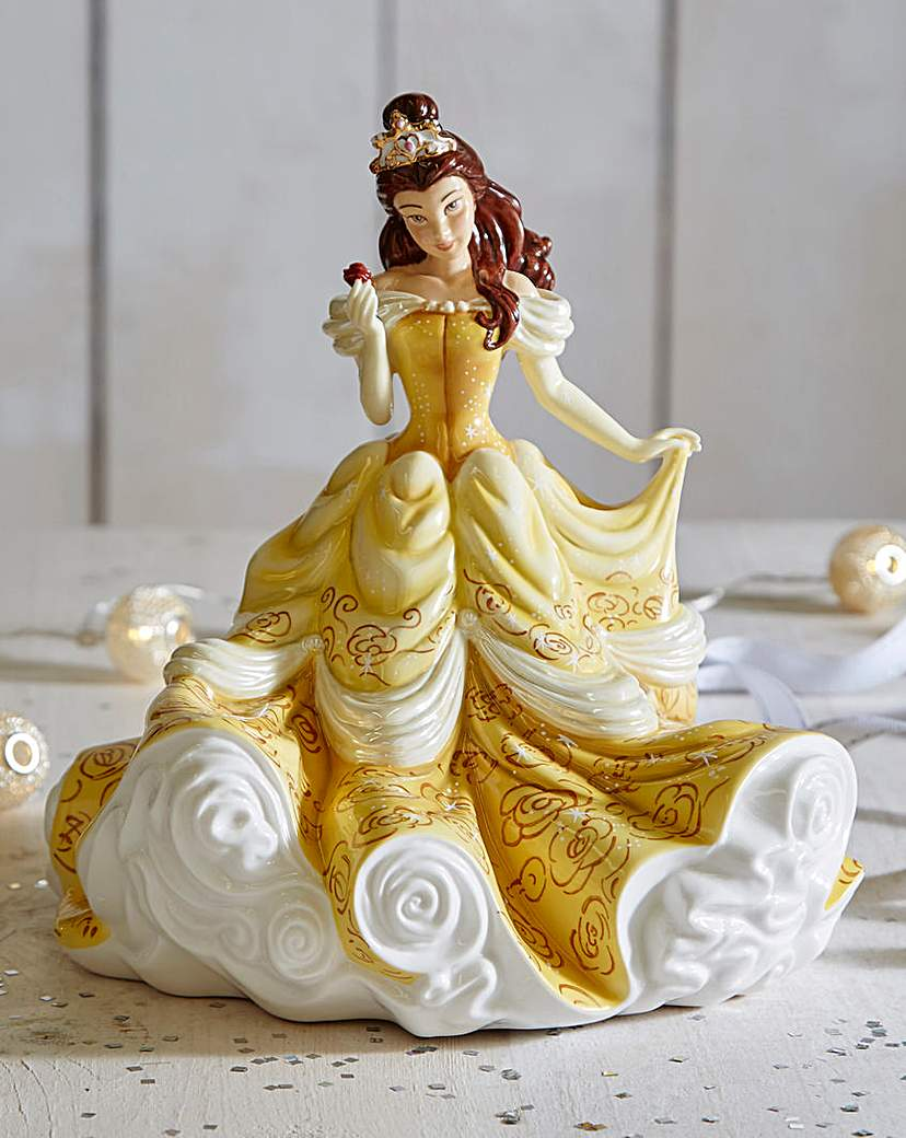 Image of Beauty and the Beast Belle Figurine