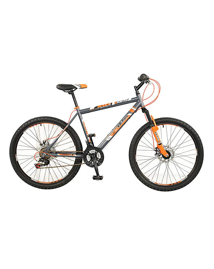 "Image of Boss 26"" Mens Vortex FS Mountain Bike"