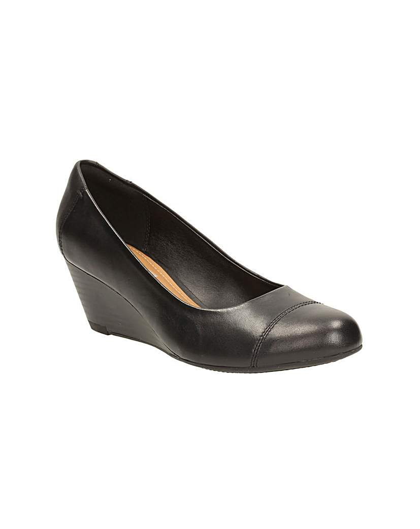 Clarks Brielle Andi Wide Fit