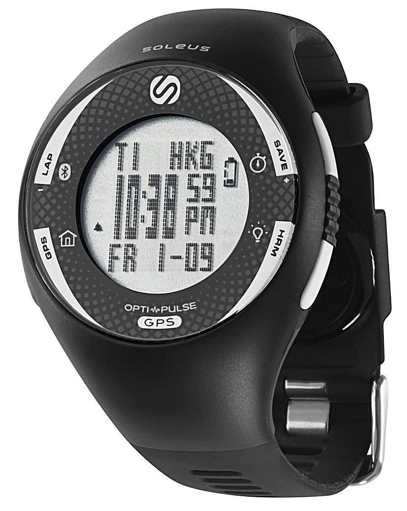 Soleus GPS Pulse BLE Watch.