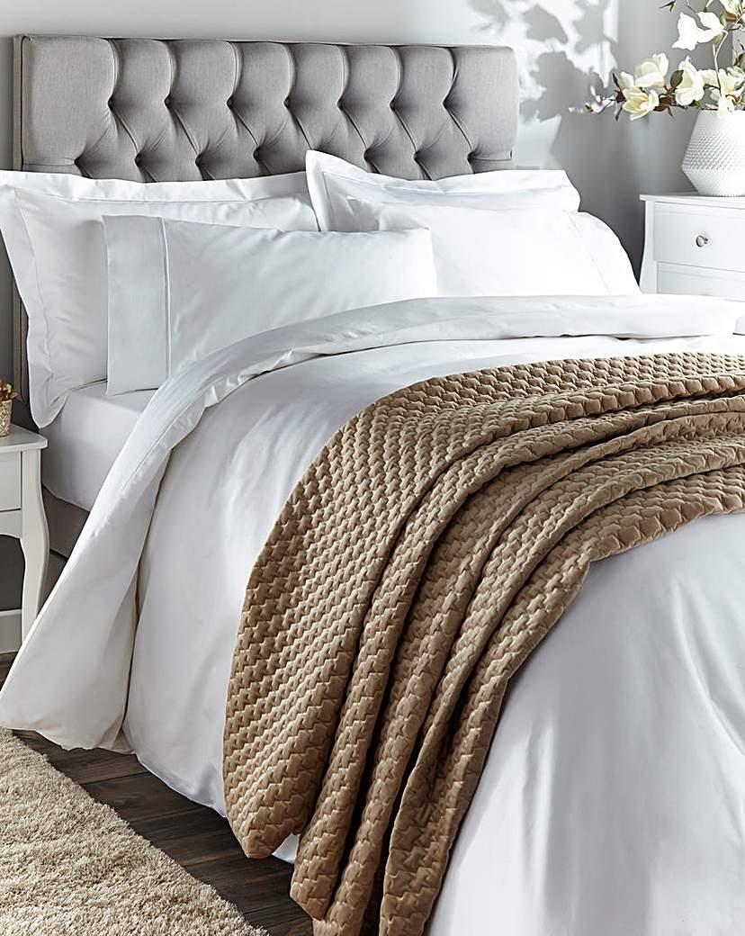 Image of 1000 TC Cotton Sateen Duvet Cover