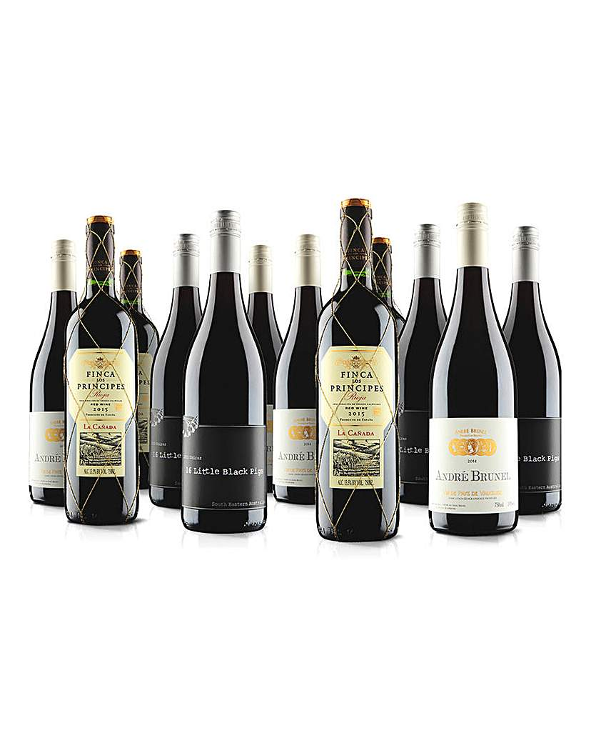 Virgin Wines Must Have Red Case