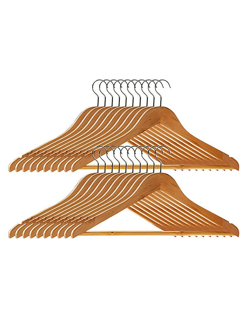 Product photo of Premier housewares clothes hangers