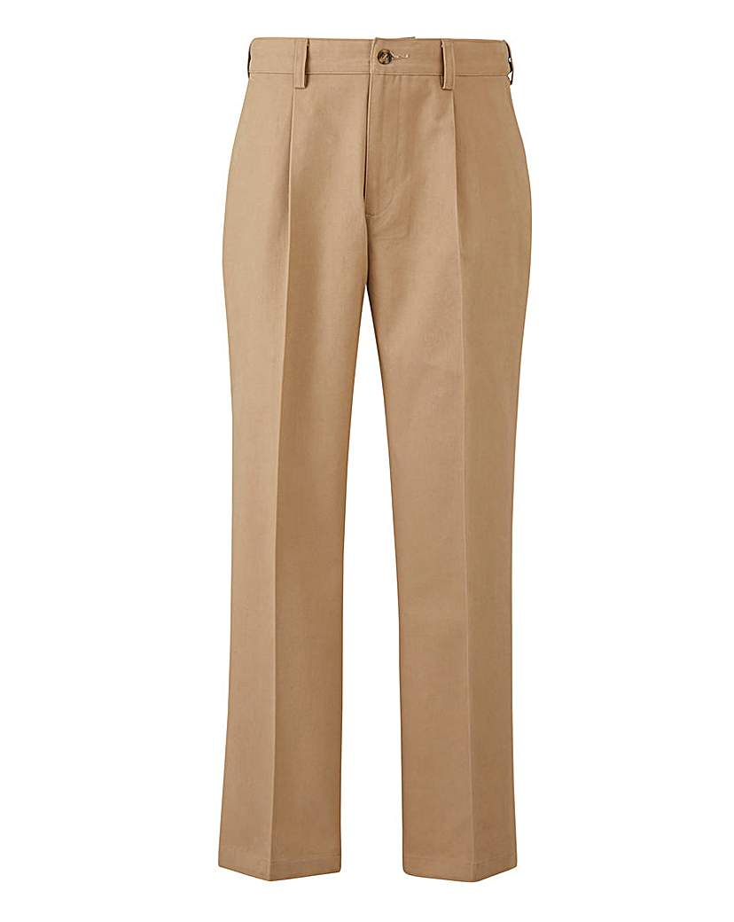 Premier Man Chino Trousers 31in