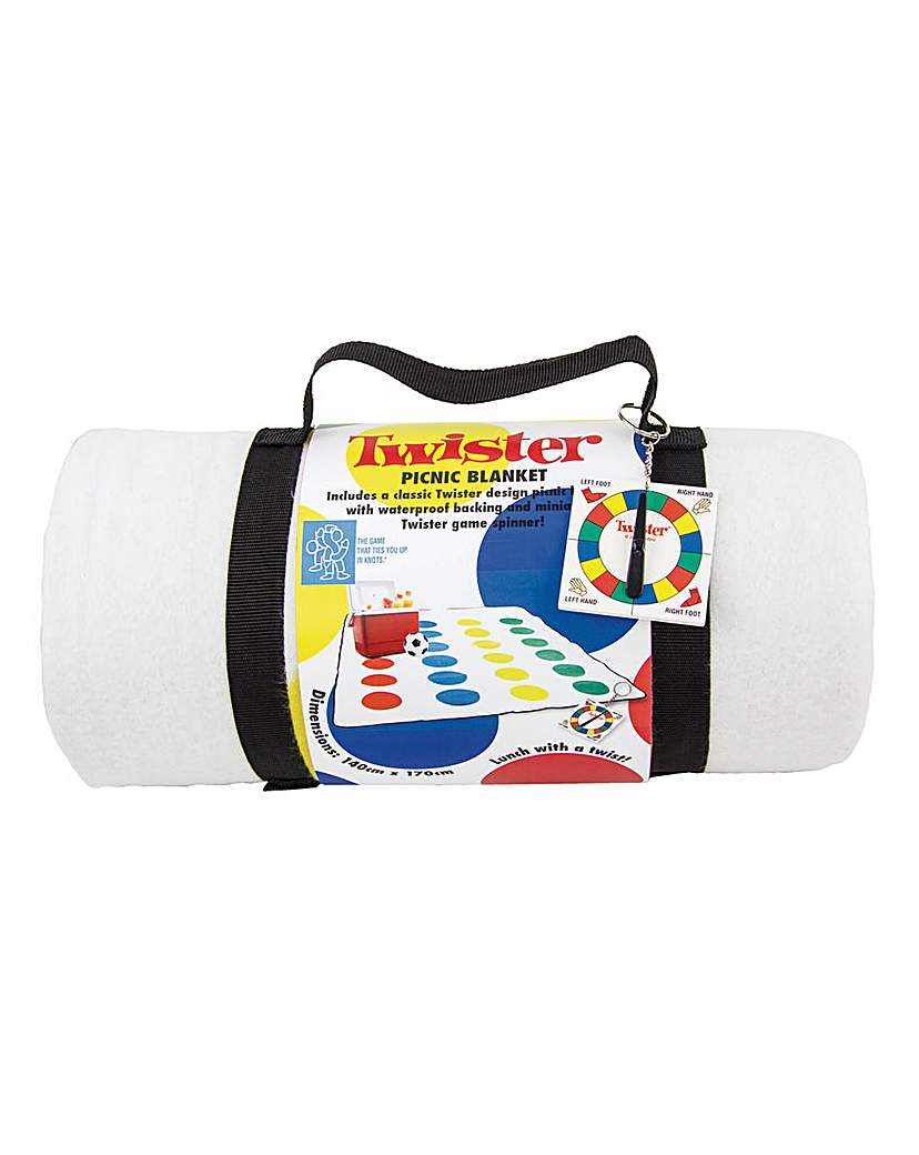 Image of Twister Fold Up Picnic Blanket