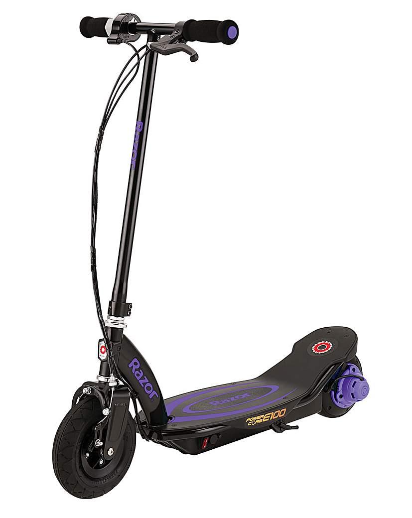 Razor Power Core E100 - Purple