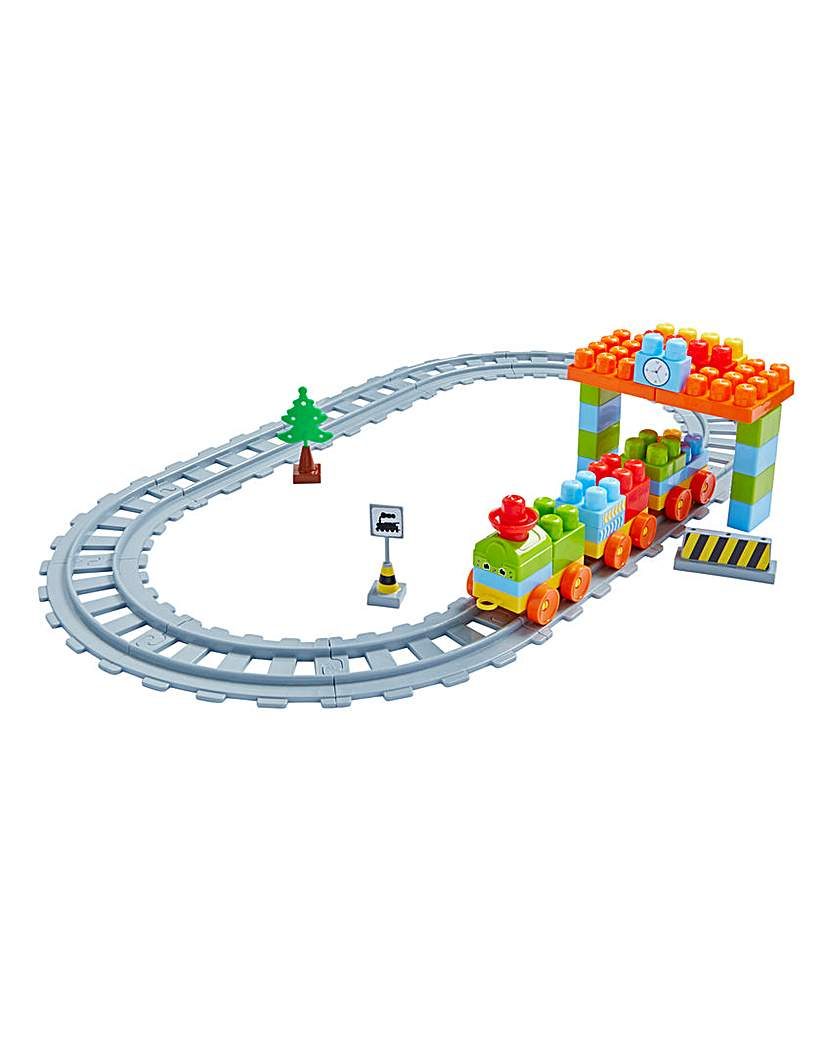Train Set 58 Pieces