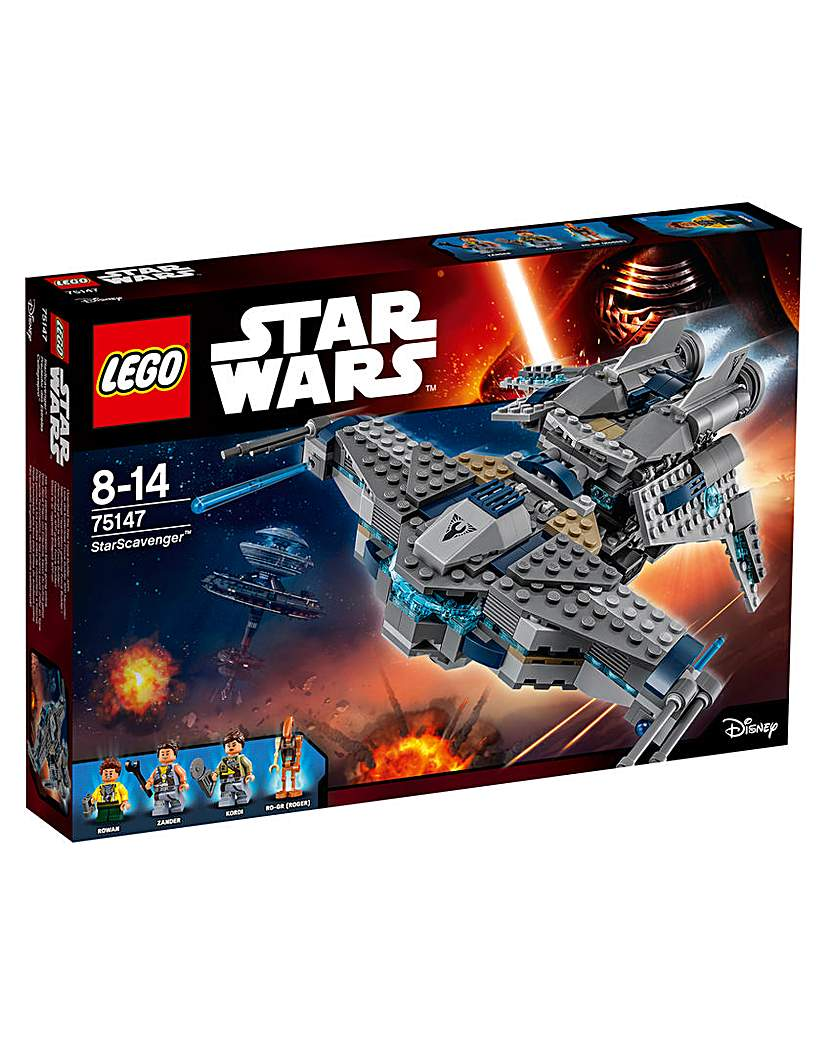 Image of LEGO Star Wars Star Scavenger