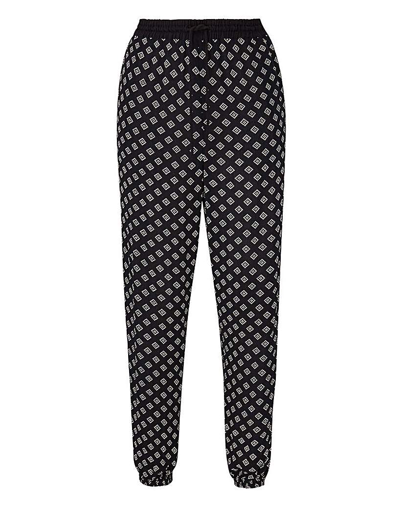 Martine McCutcheon Printed Jogger