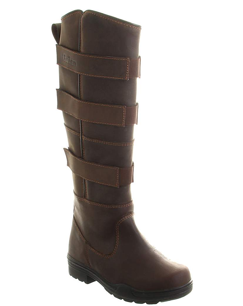 Chatham Blenheim Leather Riding Boot