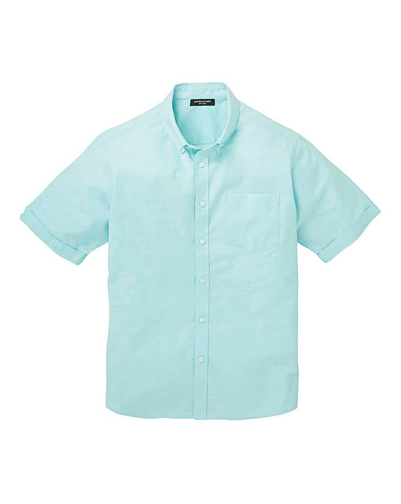 Capsule S/S Oxford Shirt Regular