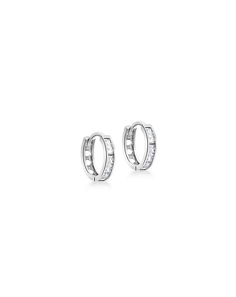 Image of 9Ct Gold 11mm Huggy Earrings