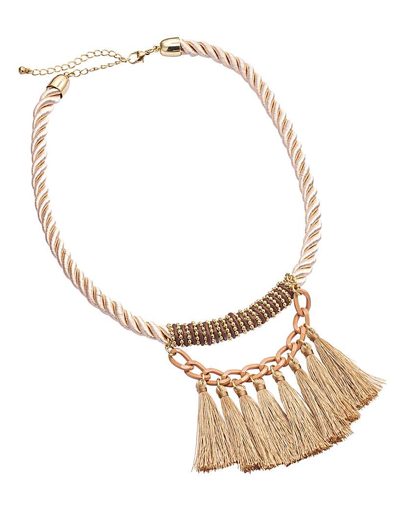 Image of Tassel Necklace