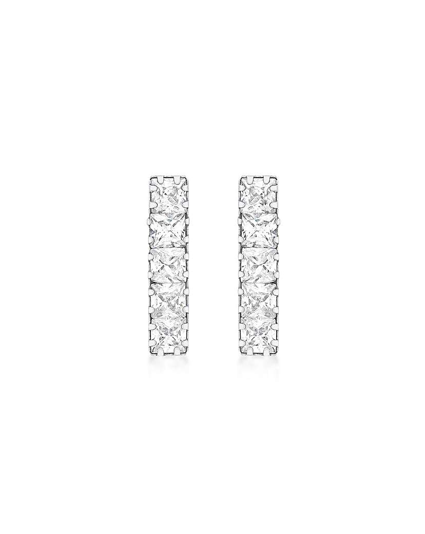 Image of 9Ct Gold Drop Earrings