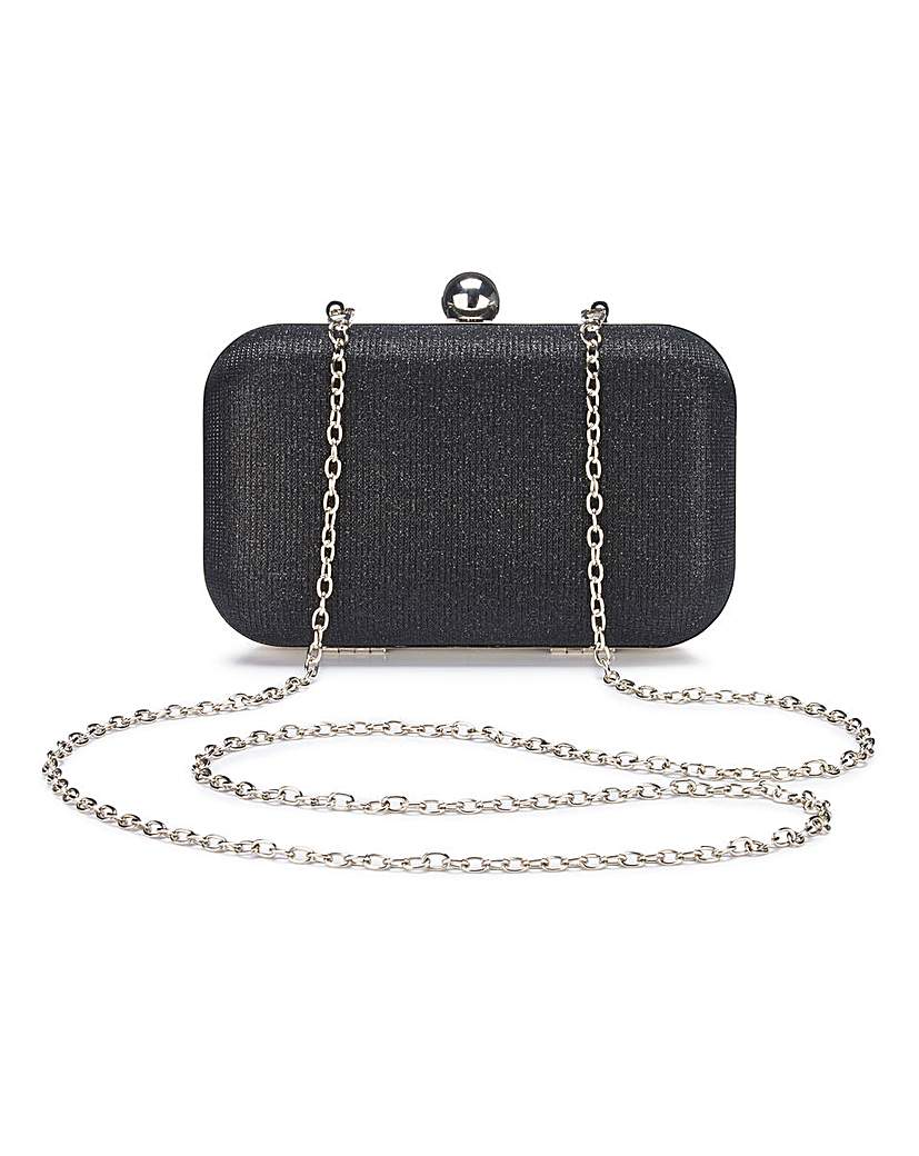 Image of Alice Black Clutch Bag