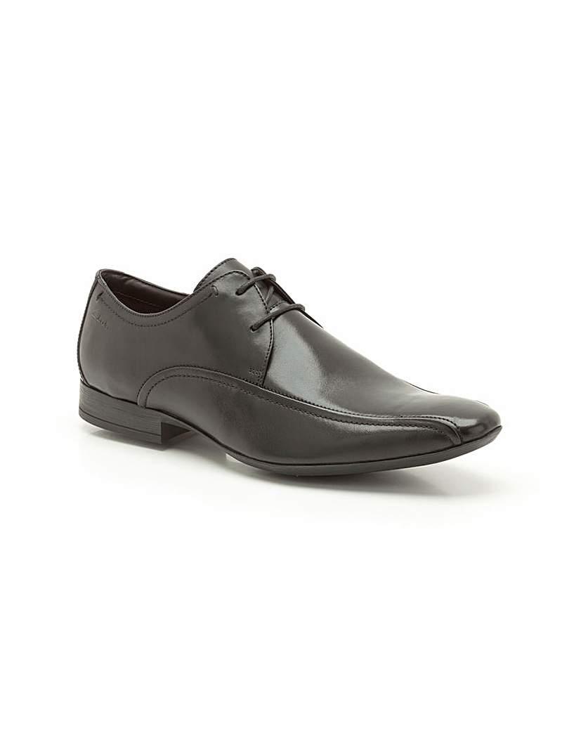 Clarks Glint Up Shoes