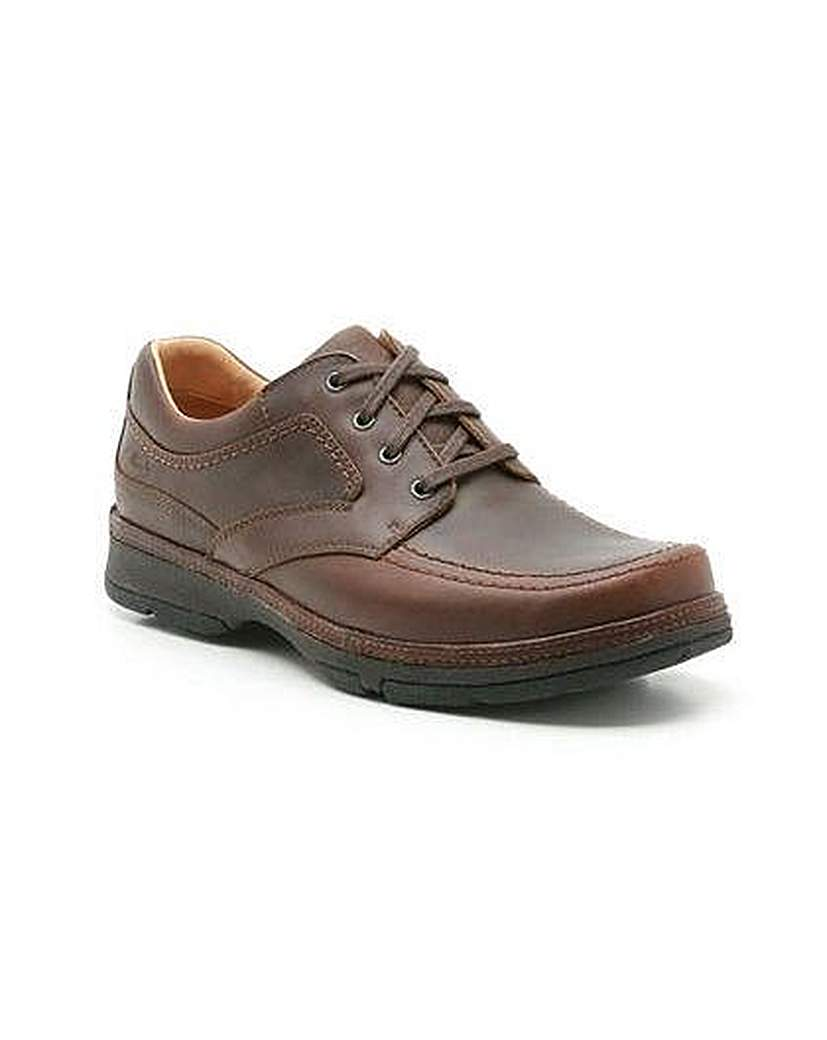 Clarks Star Stride Shoes.