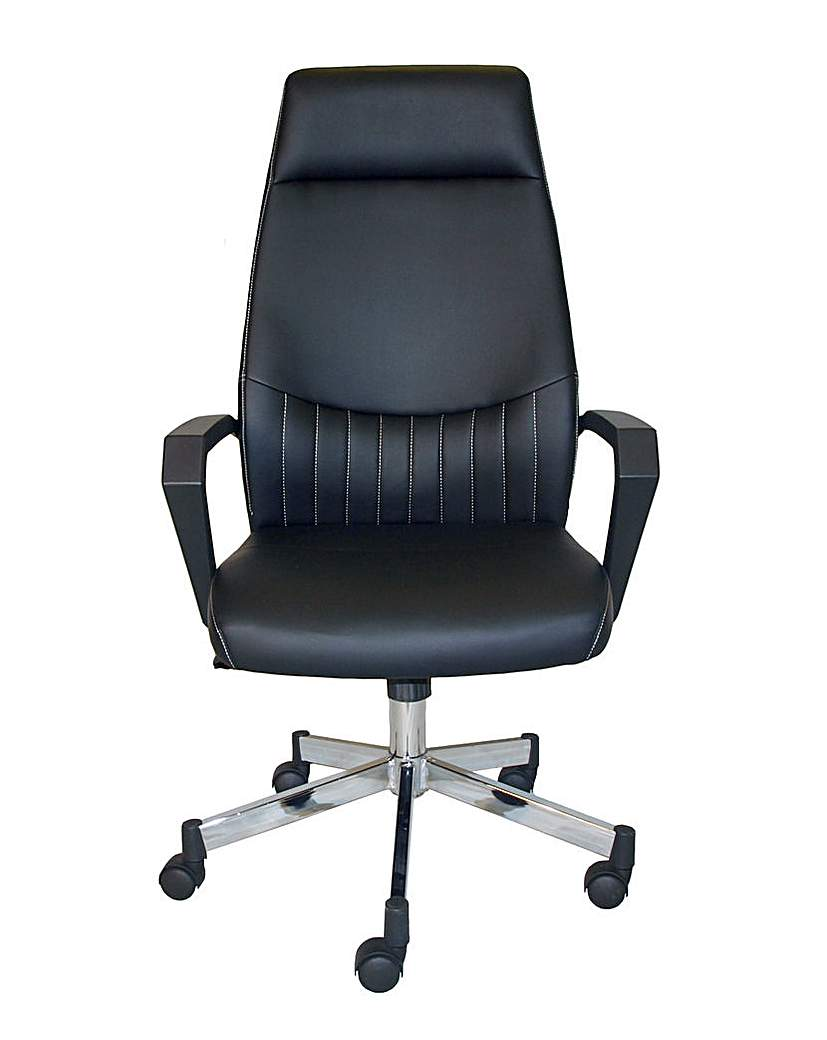 Image of Dallas Faux Leather Office Chair