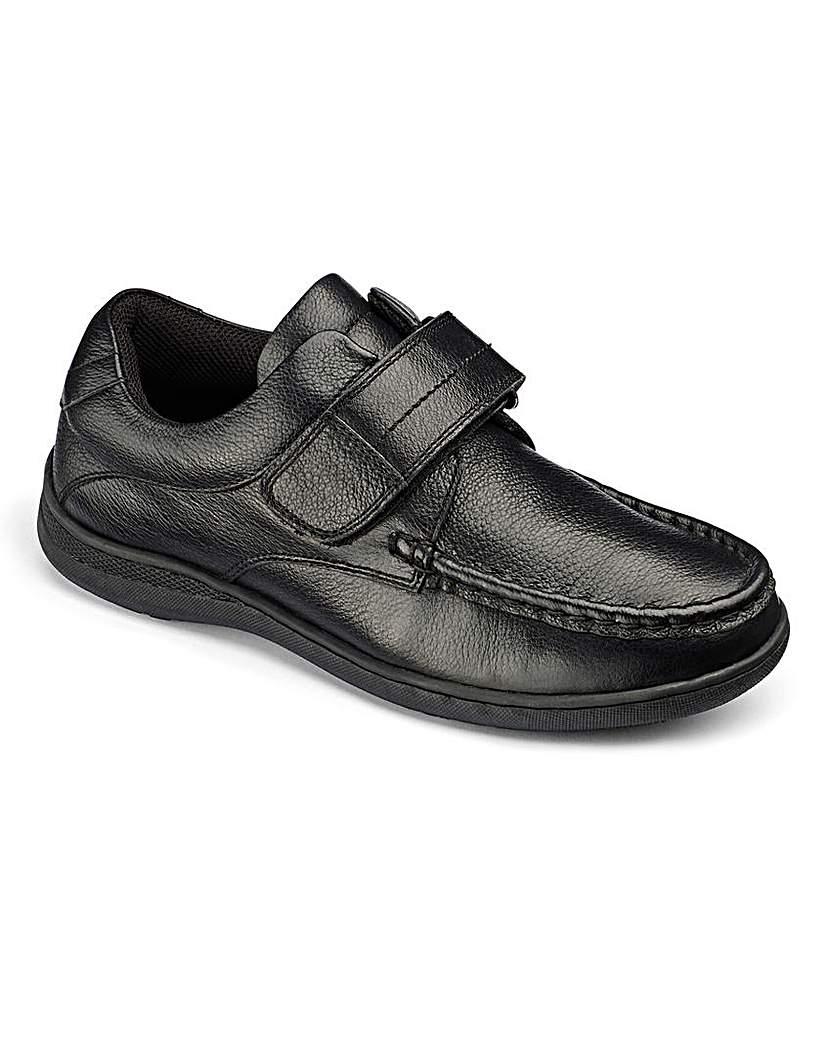 Image of Alex Single T&C Strap Shoe F Fit
