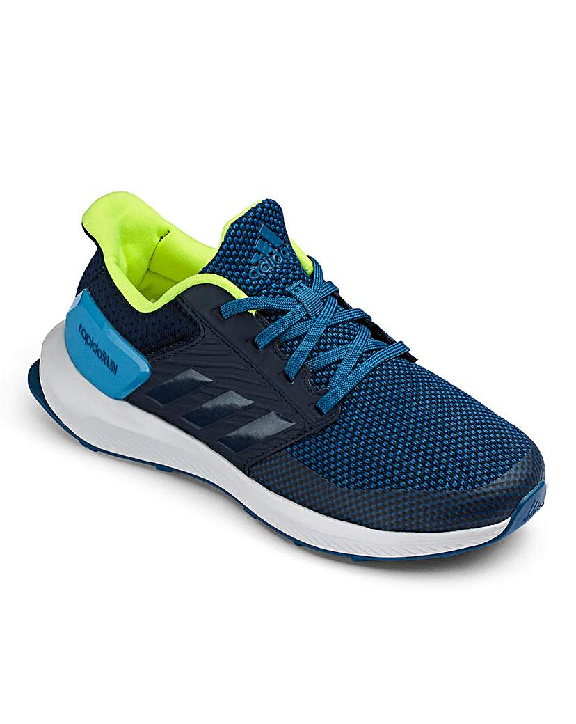 Image of adidas Rapidarun Junior Trainers