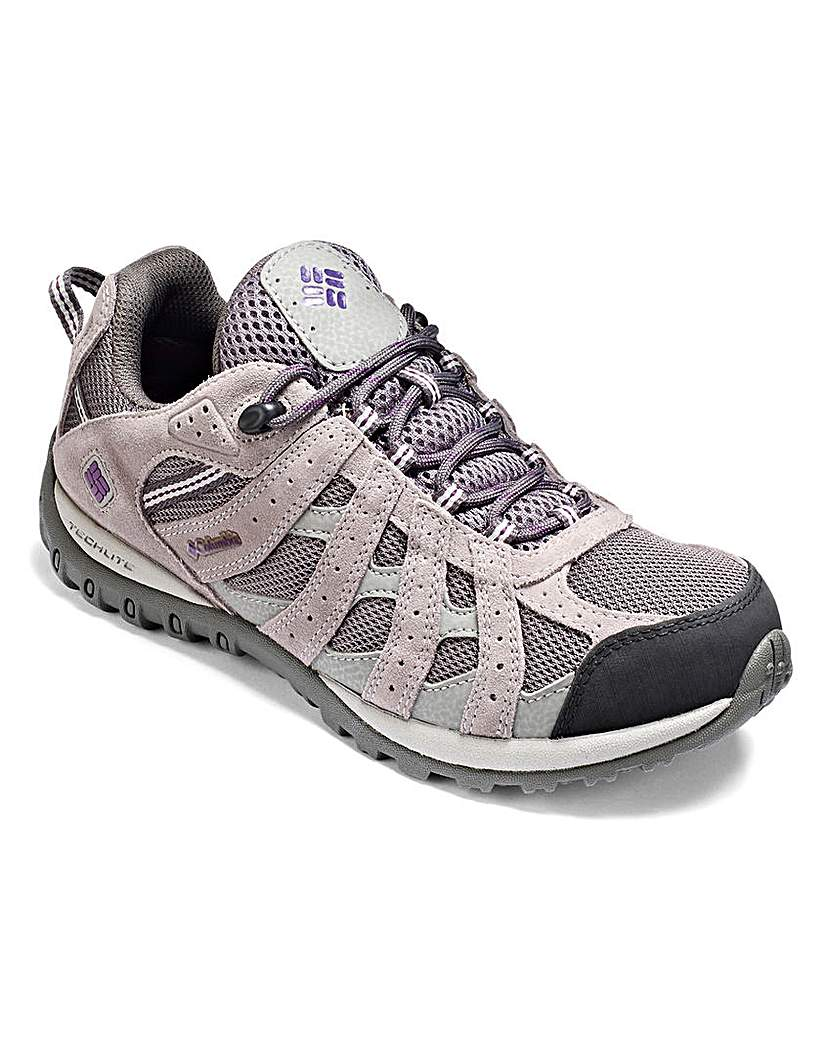 Image of Columbia Redmond Waterproof Walking Shoe