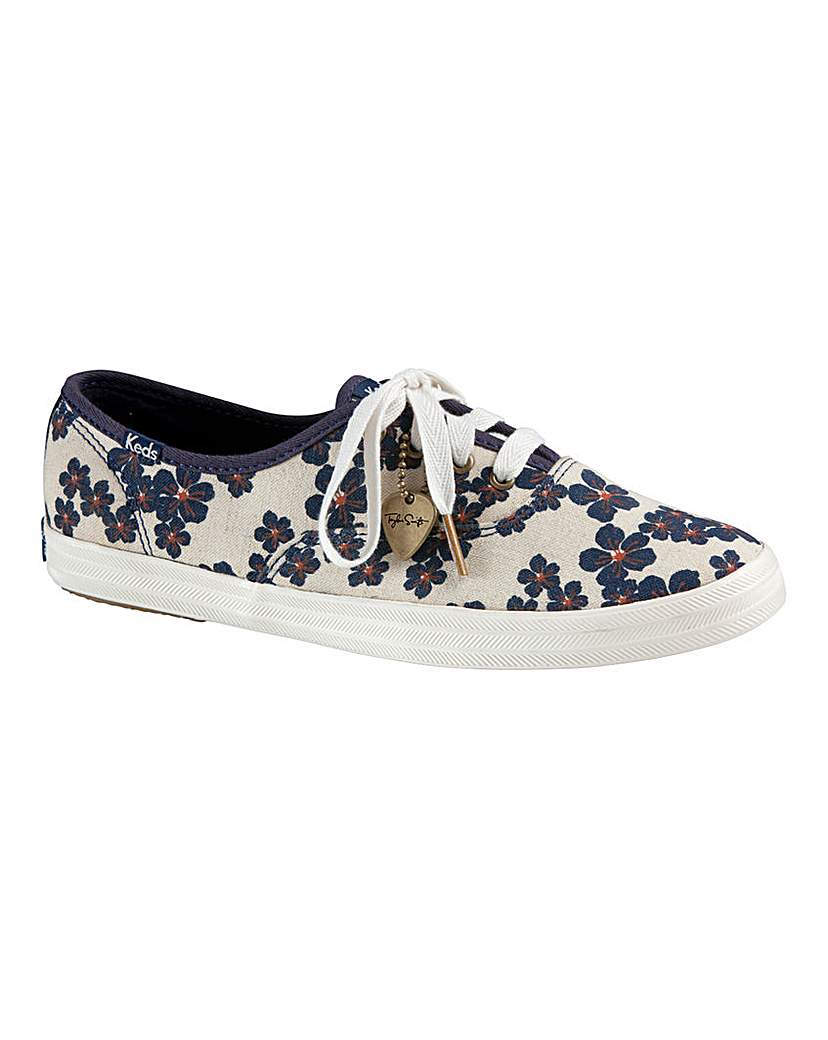 Image of Keds Taylor Swift Champion Trainers