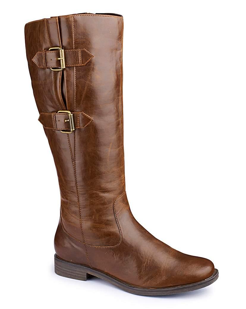 Heavenly Soles Boots EEEEE Ex Curvy Plus