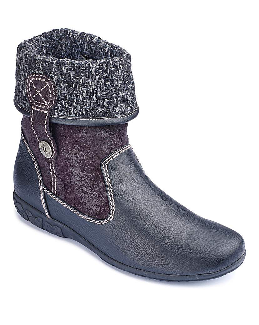 Relife Ankle Boots E Fit