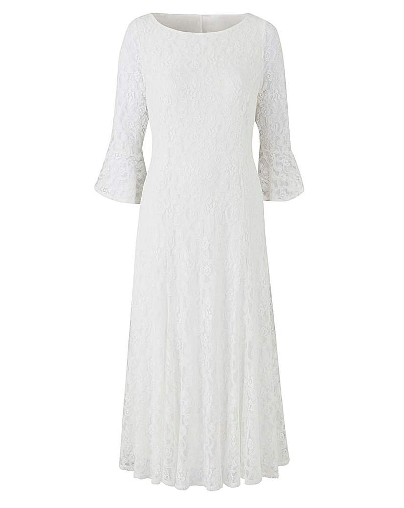1930s Style Day Dresses Joanna Hope Lace Maxi Dress £55.00 AT vintagedancer.com