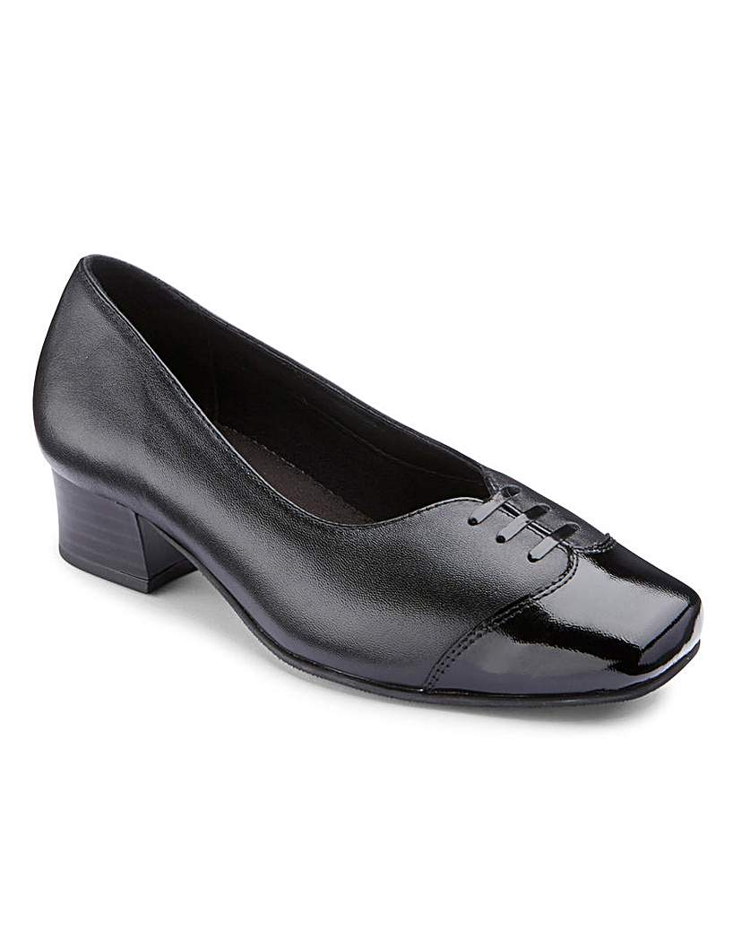 Image of Orthopedic Court Shoes EE Fit