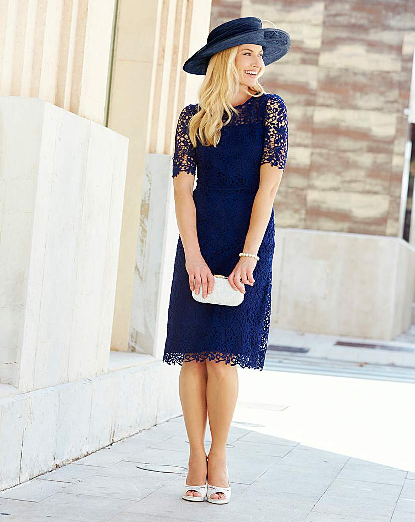 Joanna Hope Lace Dress.