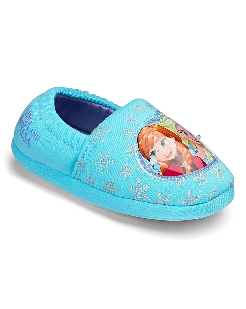 Frozen Light-Up Slippers