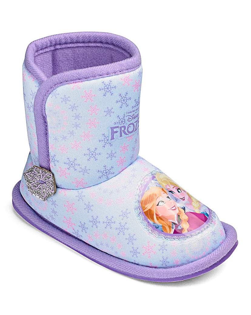Frozen Booty Slippers