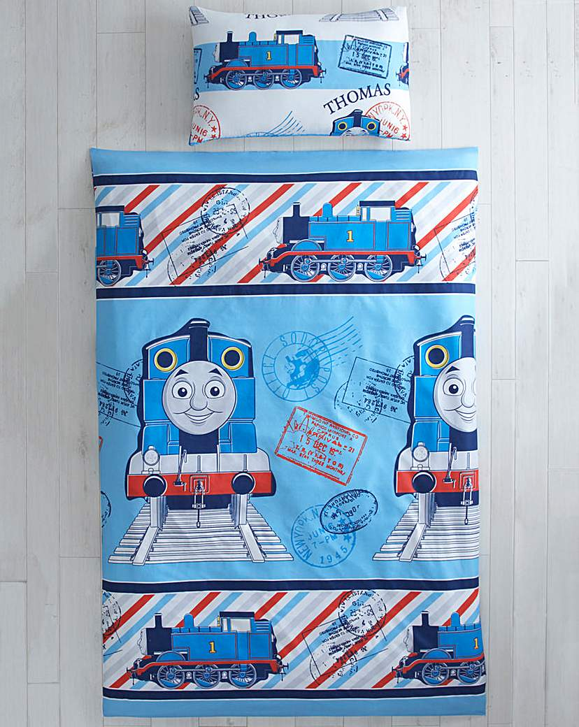 Image of Thomas Adventure Rotary Duvet Cover Set