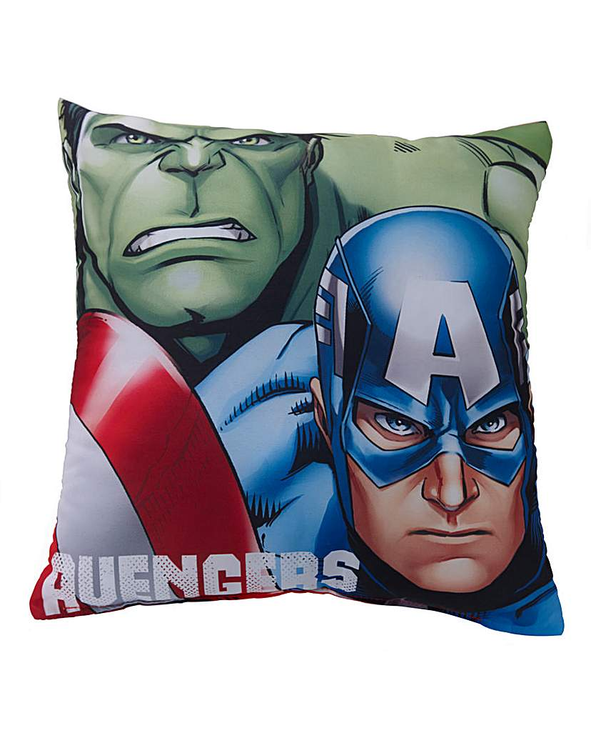 Image of Marvel Avengers Shield Cushion