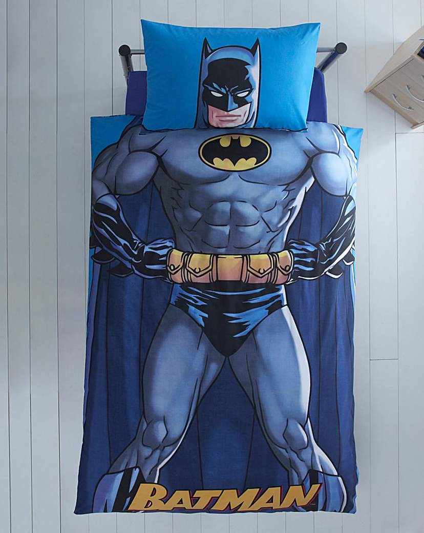 Image of Batman Panel Duvet Set
