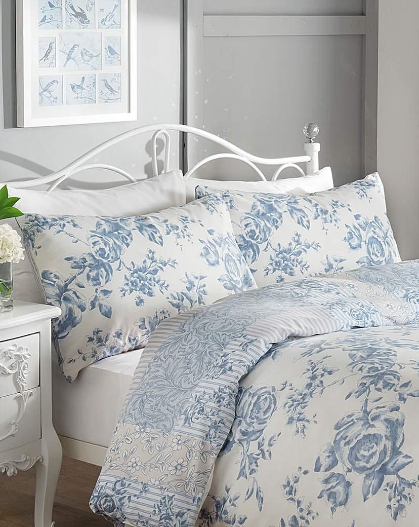 Image of Malton Reversible Housewife Pillowcases