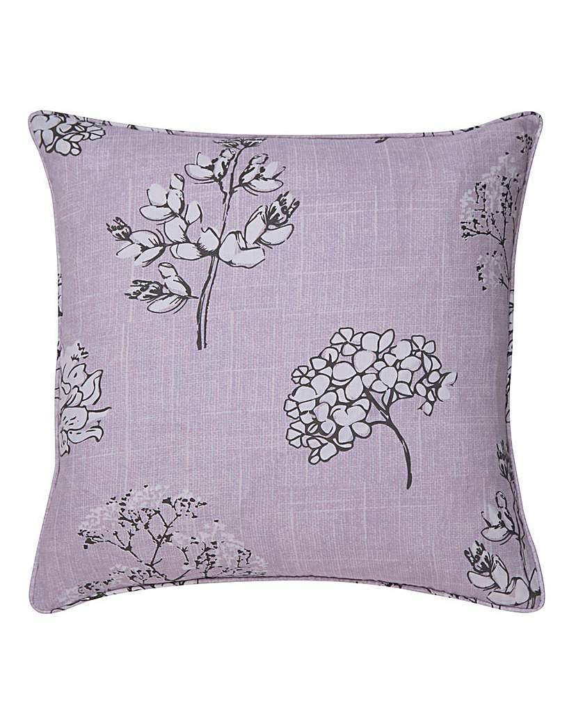Tiffany Printed Floral Cushion