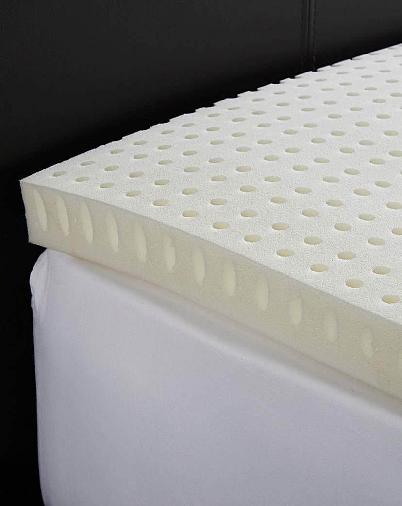 Image of Sleep Better Memory Foam Mattress Topper