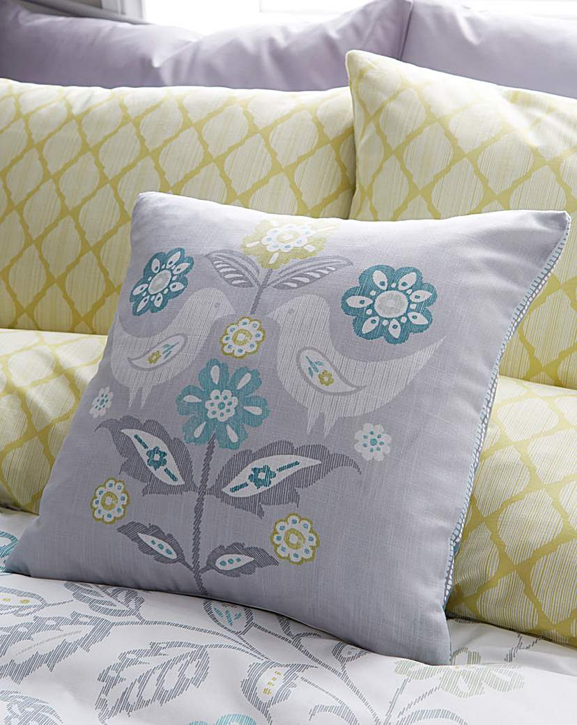 Montague Filled Square Cushion