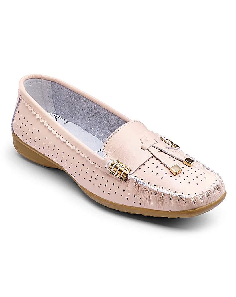 Cushion Walk Loafers EEE