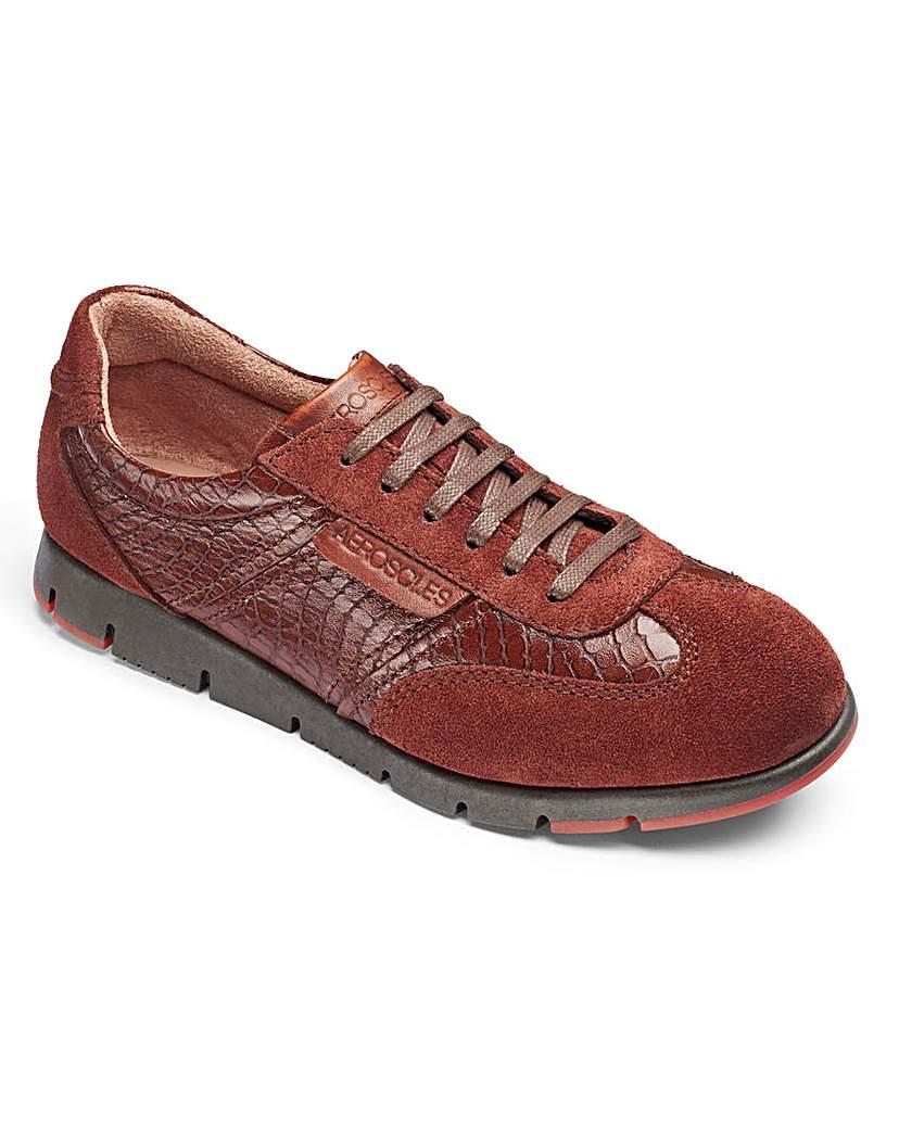 Aerosoles Flexible Lace Up Shoes E Fit