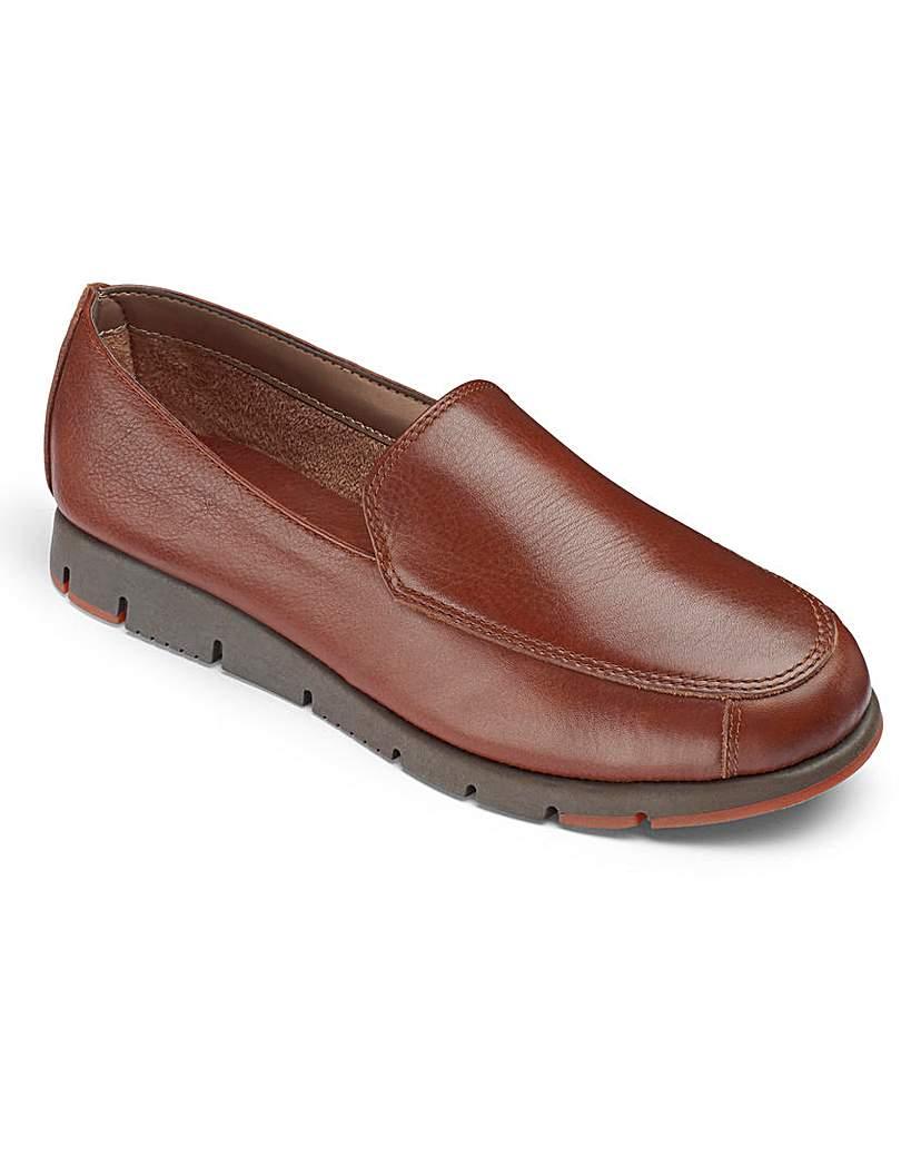 Aerosoles Flexible Slip On Shoes EEE Fit