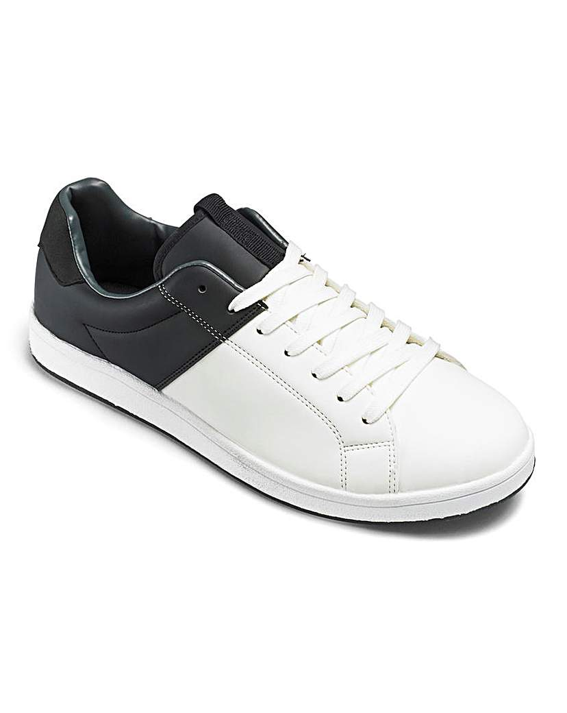 Product photo of Jcm sports monochrome trainers std