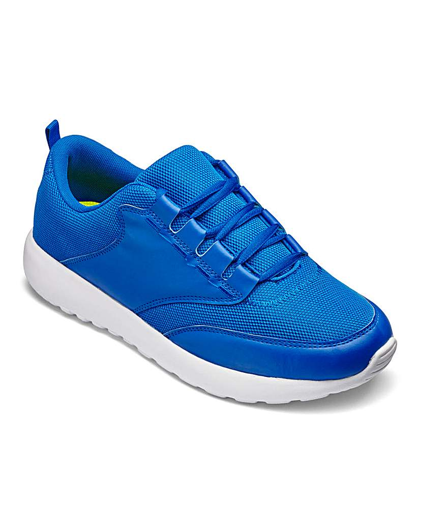 Product photo of Jcm sports lace up trainers std