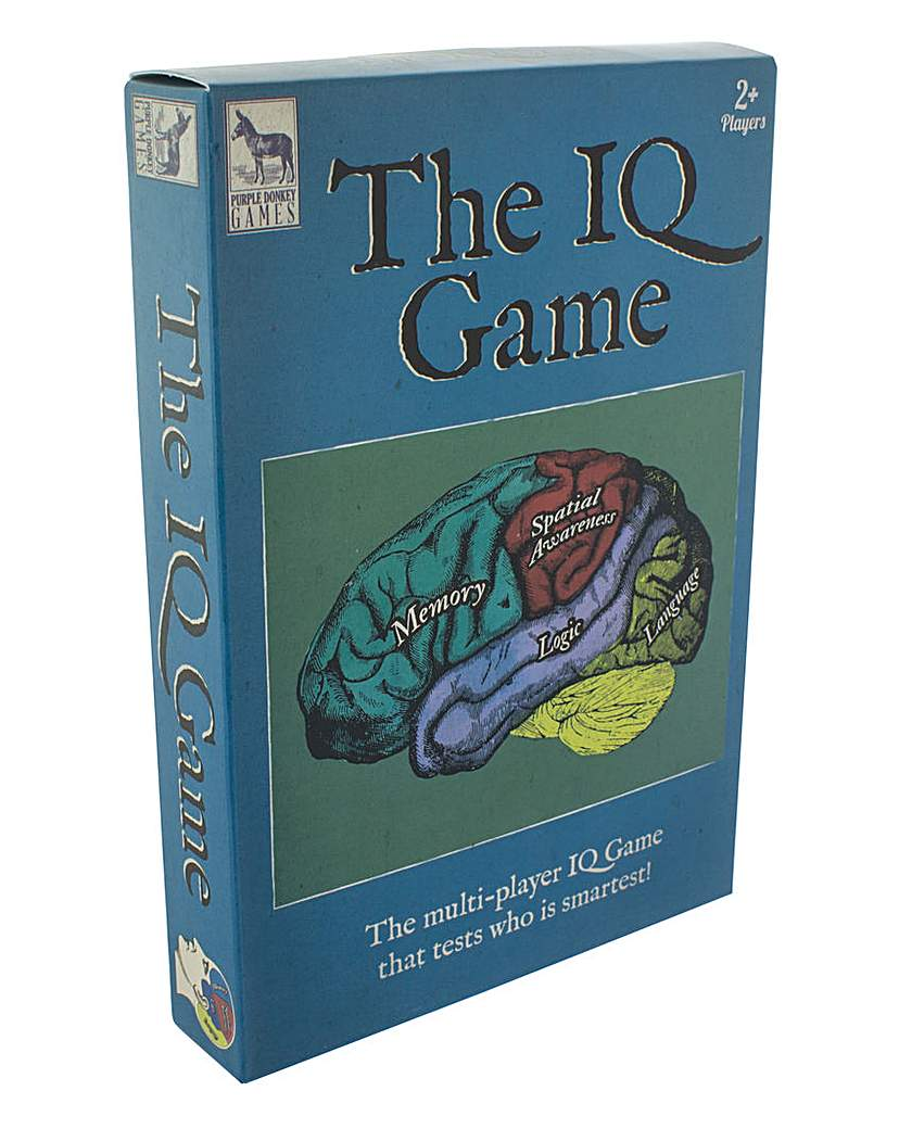 Image of The IQ Game
