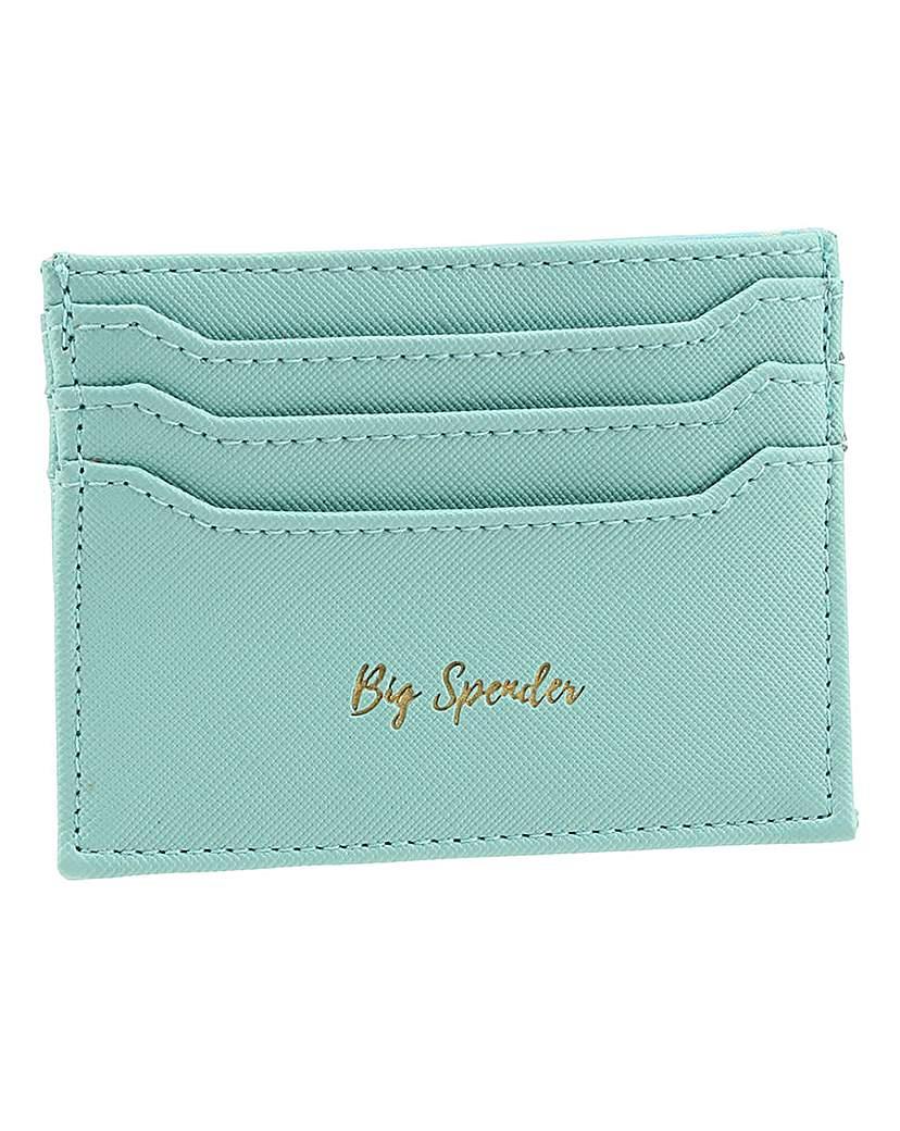 W&R Big Spender Card Holder