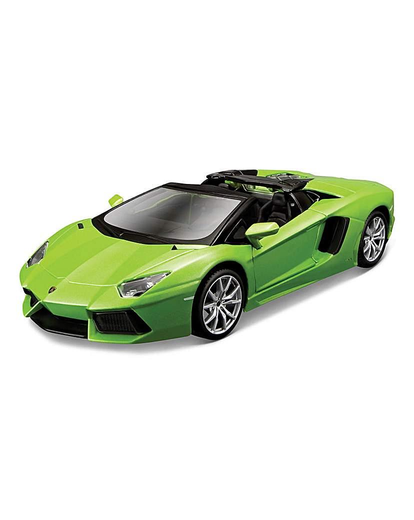 Image of 1:24 Lamborghini Aventador LP Model Kit