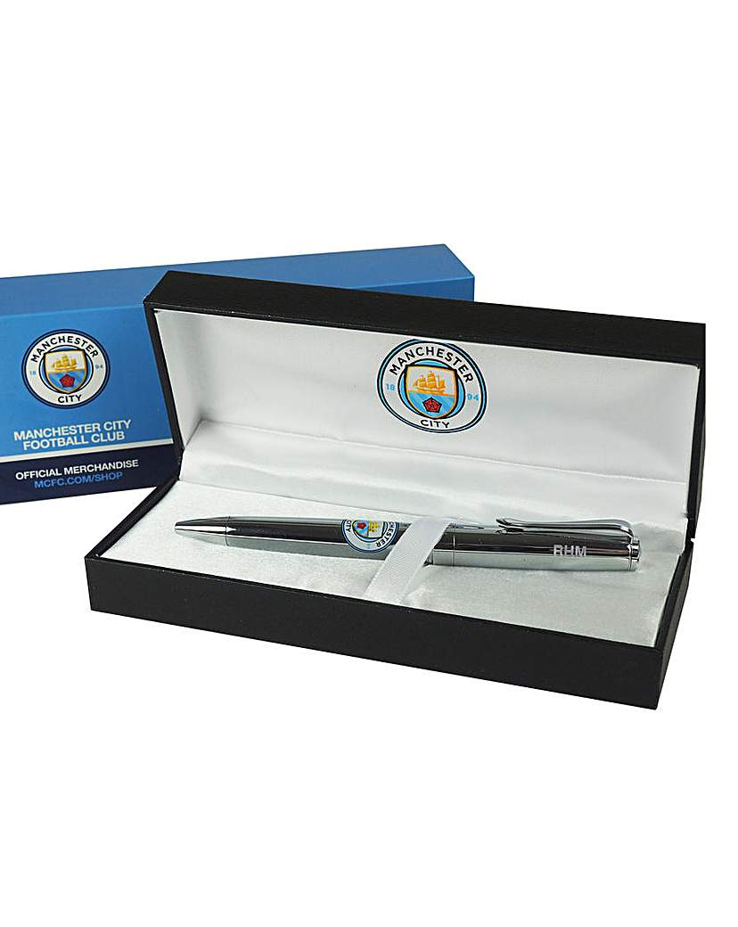Personalised Gift Boxed Football Pen